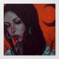 Devils Kettle Canvas Print
