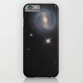 Hubble Space Telescope - Seeing Near and Far iPhone Case