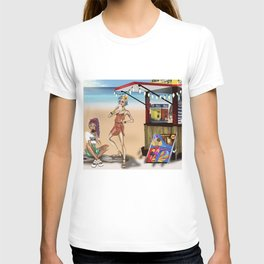 Summer girls T-shirt