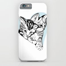 Kitten Love Slim Case iPhone 6s