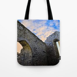 Corcomroe Abbey Arch Tote Bag
