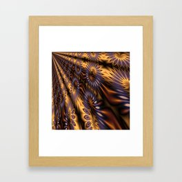 Abstract 372 Framed Art Print