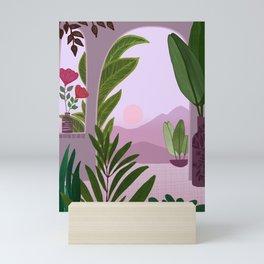Tropical Morning Mini Art Print