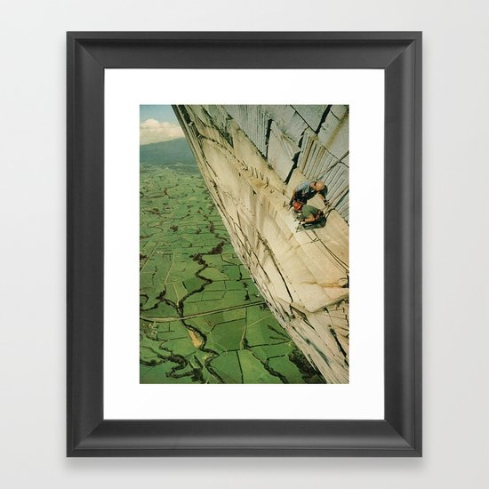 vertigo Framed Art Print