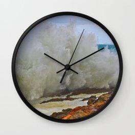 Super Wave Wall Clock