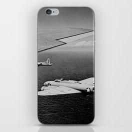 B-17F Flying Fortress Bombers over the Southwest Pacific iPhone Skin