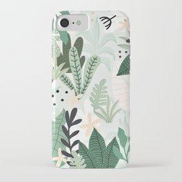 Into the jungle II iPhone Case