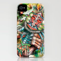 Architect of Prehysterical Myth iPhone (4, 4s) Slim Case