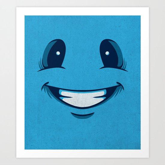 Happy Happy Art Print