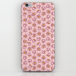 Botanken's Pattern Dream: Pink. iPhone Skin