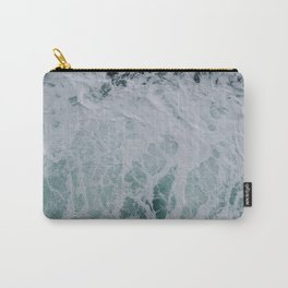 Wonderful Waves Carry-All Pouch