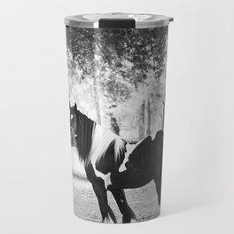 Majestic Horse Travel Mug