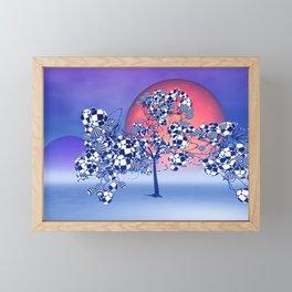 fancy tree for you -2- Framed Mini Art Print