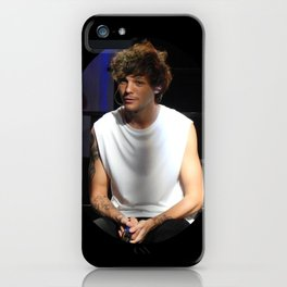 Fluffy Louis iPhone Case