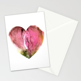 Ceren's Heart Shaped Box Stationery Cards