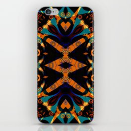 Tribal Geometric iPhone Skin