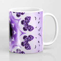 All things with wings (purple) Mug