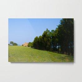 Orvieto Metal Print