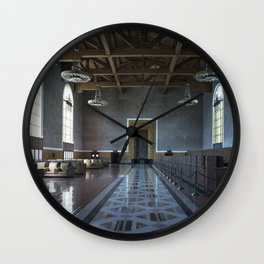 Los Angeles Union Station Interior Wall Clock
