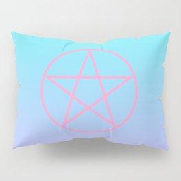 Pastel Pentacle Pillow Sham