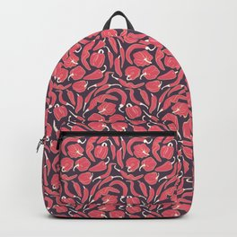 Red chili peppers Backpack