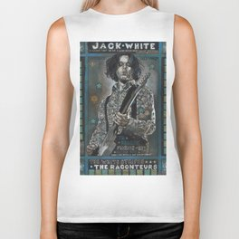 Jack White Biker Tank