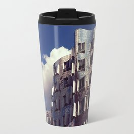 Neuer Zollhof | Frank Gehry | architect Travel Mug