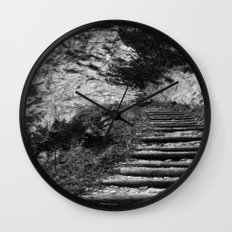 The middle path Wall Clock