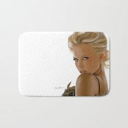 Charlize Theron Bath Mat