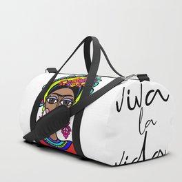 Viva la Vida! Duffle Bag