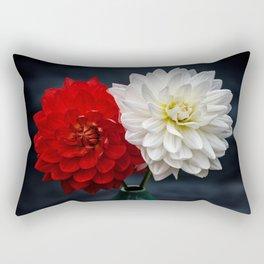 Secret Flower Rectangular Pillow