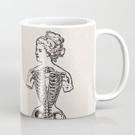 Effects of Corseting Coffee Mug