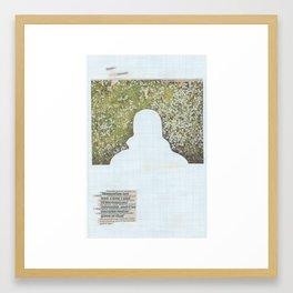 #1 Framed Art Print