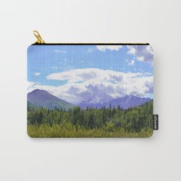 The Mountains Are Calling . . . II Carry-All Pouch