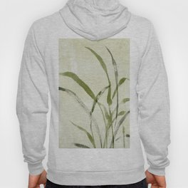 beach weeds Hoody