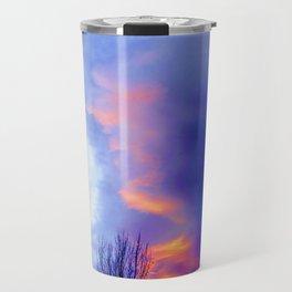 Fire Sky Travel Mug