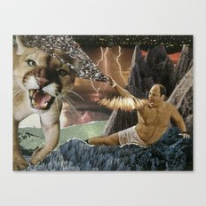CANTSTANDYA: The Wrath of George Costanza Canvas Print