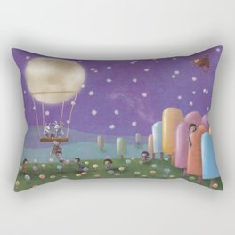 Kodomo no Nihon Rectangular Pillow