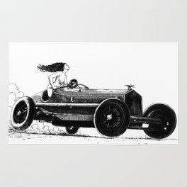 asc 708 - L'ivresse de la vitesse (Need for speed) Rug