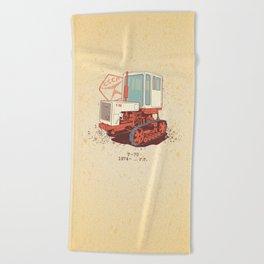 Т 70 Beach Towel