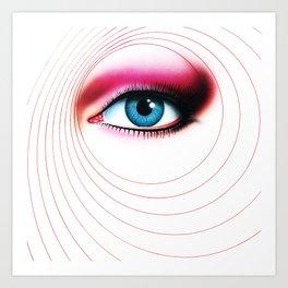 Boney M. - Eye Dance Art Print