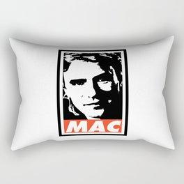 MAC Rectangular Pillow