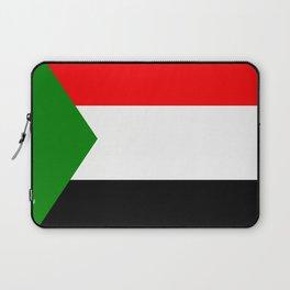 Flag of Sudan Laptop Sleeve