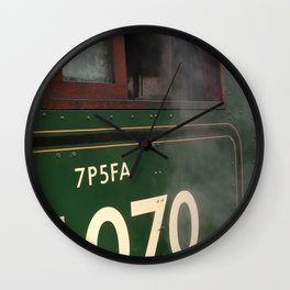 Age of Steam 6 Wall Clock