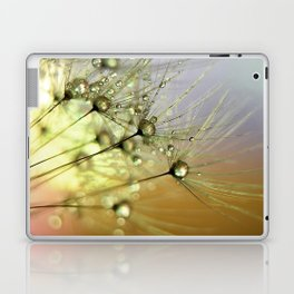 Dandelion & Droplets Laptop & iPad Skin