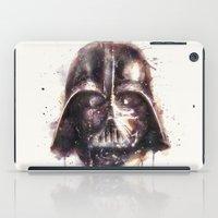 darth vader iPad Cases featuring Darth Vader by beart24