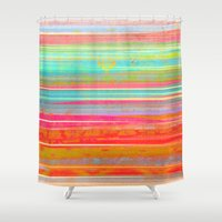 hawaii Shower Curtains featuring Hawaii by Fernando Vieira