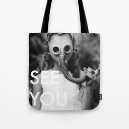 See You In Reno - Gask Mask Tote Bag
