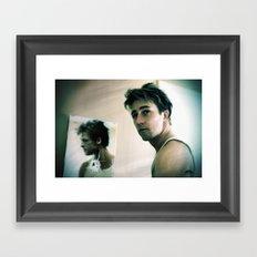 People always ask me if i know Tyler Durden.... Framed Art Print
