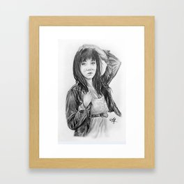 Svng Framed Art Print